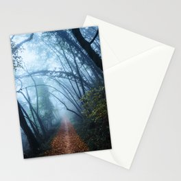 The Forest Beckons Stationery Cards