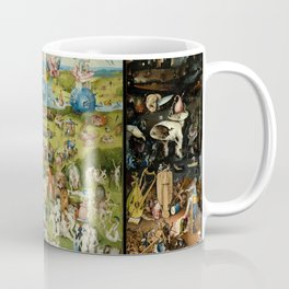 Hieronymus Bosch The Garden Of Earthly Delights Coffee Mug