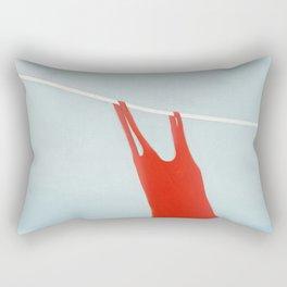 Bathing Suit Rectangular Pillow