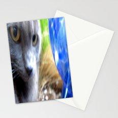 Greyjob VS. The Aquaglobe  Stationery Cards