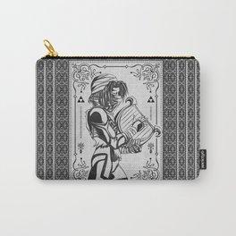 Legend of Zelda Shiek Princess Zelda Geek Line Art Carry-All Pouch