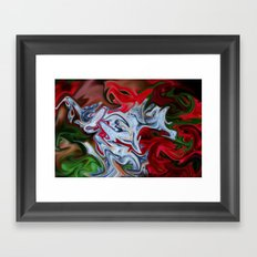 murcury Framed Art Print