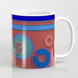 Abstract #54 Coffee Mug