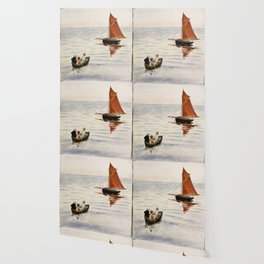Hugo Simberg - Travel Companions Wallpaper