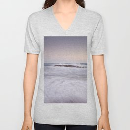 the force of the sea Unisex V-Neck