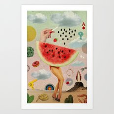 Xposed Collection -- Juicy Art Print