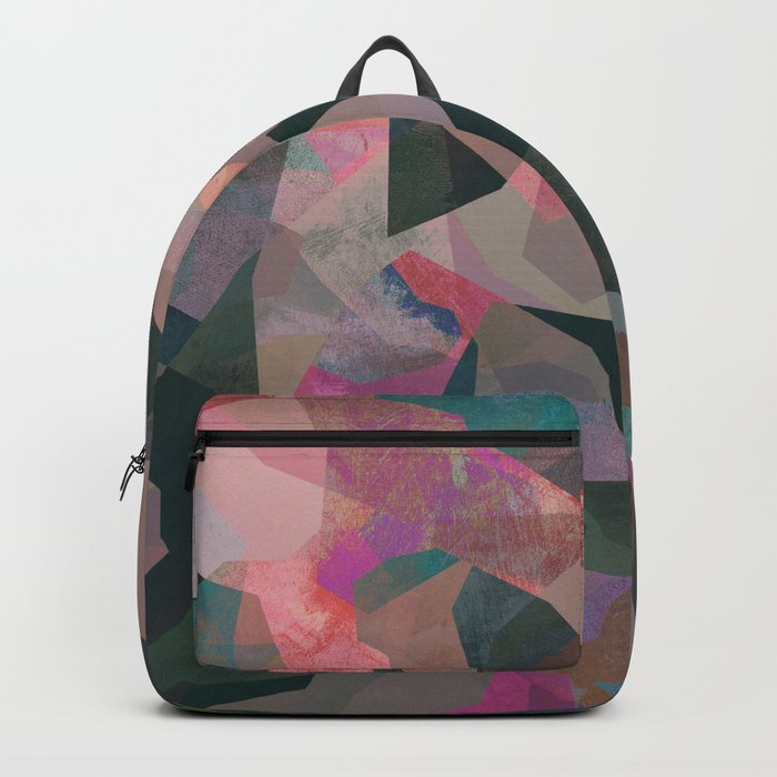 Camouflage XXIV Backpack