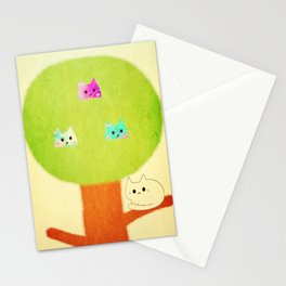 cats 215 Stationery Cards
