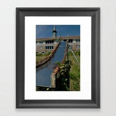 Seaside, capture 25 Framed Art Print