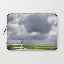 One Hot Summer Day Laptop Sleeve