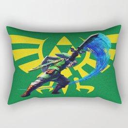 The Legend Of Zelda Sword Rectangular Pillow