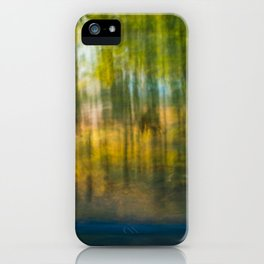 Camel In The Trees iPhone Case