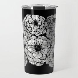 Poppy Patch Travel Mug