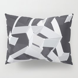 3D X 0.4 Pillow Sham