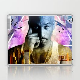 Rakim TheGod MC Laptop & iPad Skin