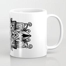 Mandala Curley Coffee Mug