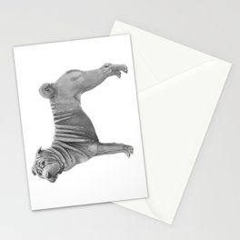 Shar pei Stationery Cards