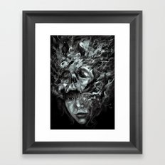 Empress Death Framed Art Print