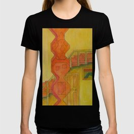 For the Squares: A Party at Auntie Mame's T-shirt