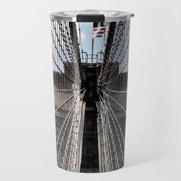 Iron Strung - Brooklyn Bridge Travel Mug