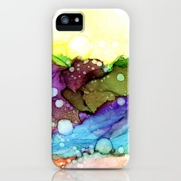 Mount Z iPhone Case