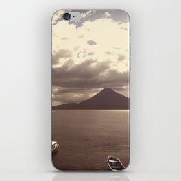Lake Atitlan iPhone Skin