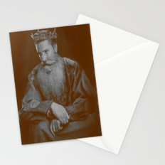 All hail the King! Stationery Cards