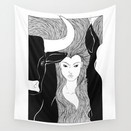 Tauromaquia Wall Tapestry