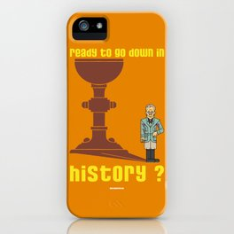 INDIANA JONES AND THE LAST CRUSADE : Wise Walter iPhone Case