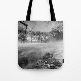 In The Blizzard Tote Bag