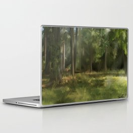 Forest Landscape Laptop & iPad Skin