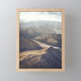 Sierra I Framed Mini Art Print