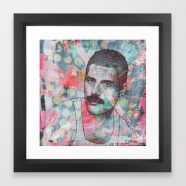 Mr. Mercury - Good Old-Fashioned Lover Boy Framed Art Print