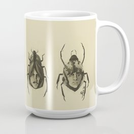 Beetle Morphology Coffee Mug