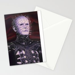 Hellraised Stationery Cards