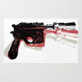 Blaster (Right) Rug