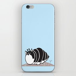 Kittypillar iPhone Skin