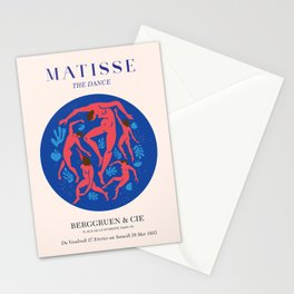 Matisse The Dance Art Stationery Cards