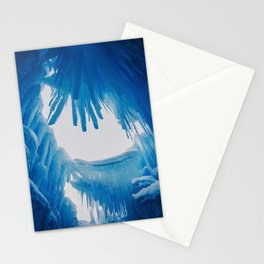 The Ice Castles Stationery Cards