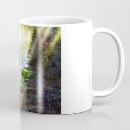 Magical Forest Stream Coffee Mug