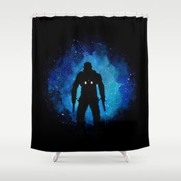 Peter Quill - Guardians of the Galaxy Shower Curtain