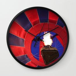 Up, Up, and Away! Wall Clock