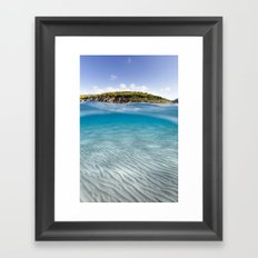 160907-0804 Framed Art Print