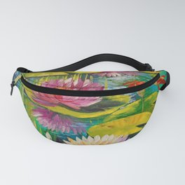 Charming pond Fanny Pack