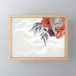 White as Milk, Red as Blood: Sister Framed Mini Art Print