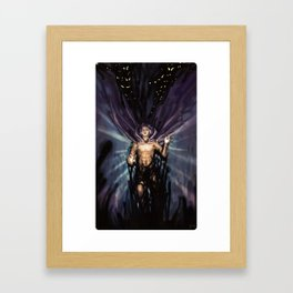 I am Eidos Framed Art Print