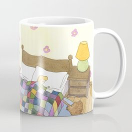 Goldilocks Caught Sleeping Coffee Mug