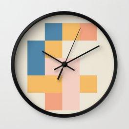 Bauhaus poster 1923 Juli. Wall Clock