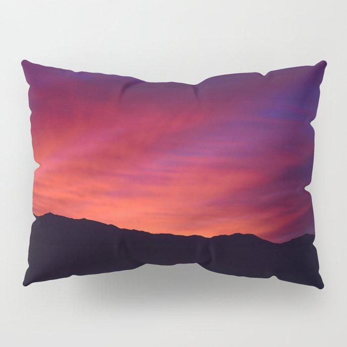 SW Mountain Sunrise - 5 Pillow Sham
