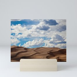 Great Sand Dunes 1 Mini Art Print